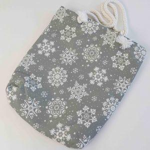 tas sneeuwvlokken