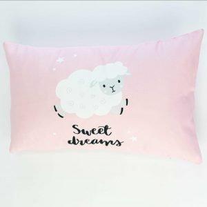 Rechthoekig sierkussen Lola (Incl. vulling) - Sweet dreams