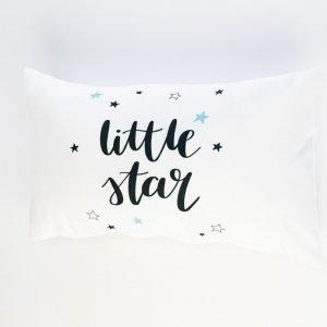 Rechthoekig sierkussen Elissa (Incl. vulling) - Little star