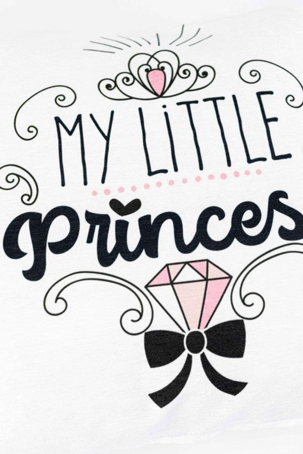 Chenille sierkussensloop Emilie - My little princess