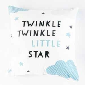 Suède sierkussensloop Eini - Twinkle twinkle little star